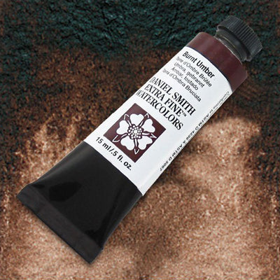 Daniel Smith Watercolours - Earth colours - 15ml tube