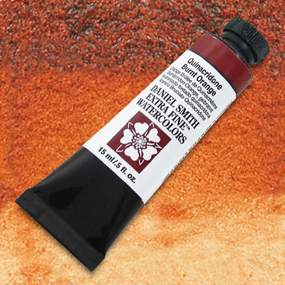Daniel Smith Watercolours - Orange/Yellow - 15ml tube