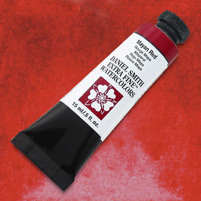 Daniel Smith Watercolours - Red/Pink - 15ml tube