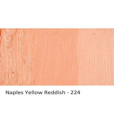 Cobra Water-mixable Oil Paint Naples Yellow Reddish 224
