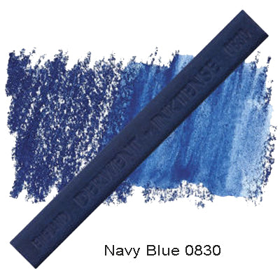 Derwent Inktense Blocks Navy Blue 0830
