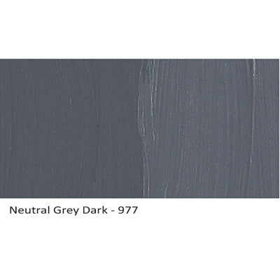 Lascaux Studio Acrylics Neutral Grey Dark 977