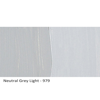 Lascaux Studio Acrylics Neutral Grey Light 979