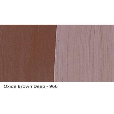 Lascaux Studio Acrylics Oxide Brown Deep 966