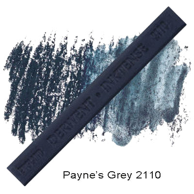 Derwent Inktense Blocks Payne's Grey 2110