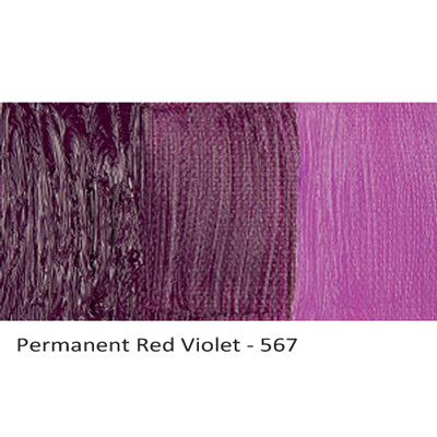 Cobra Water-mixable Oil Paint Permanent Red Violet 567