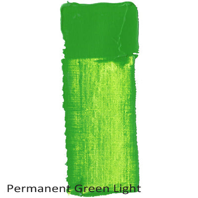 Atelier Interactive Acrylics Permanent Green Light