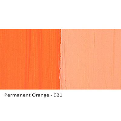 Lascaux Studio Acrylics Permanent Orange 921