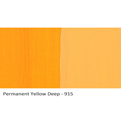 Lascaux Studio Acrylics Permanent Yellow Deep 915