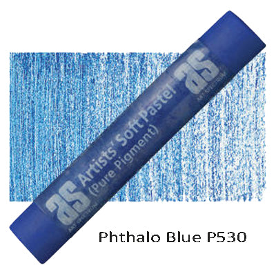 Art Spectrum Soft Pastels Phthalo Blue P530