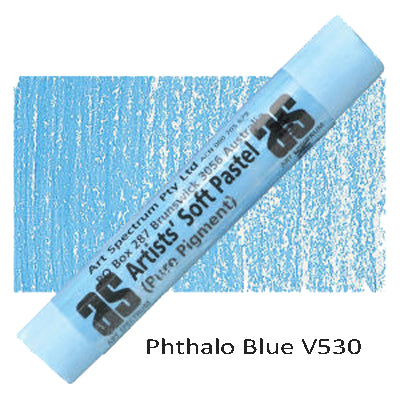 Art Spectrum Soft Pastels Phthalo Blue V530
