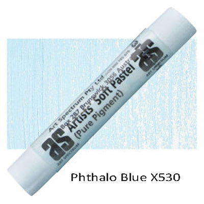 Art Spectrum Soft Pastels Phthalo Blue X530