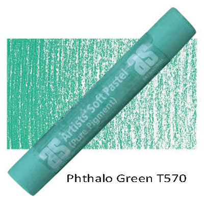 Art Spectrum Soft Pastels Phthalo Green T570