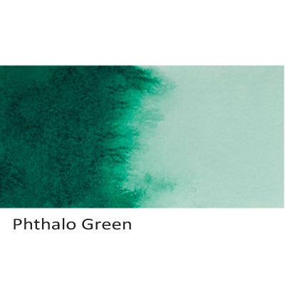 Dr Ph Martins Hydrus Watercolours Phthalo Green