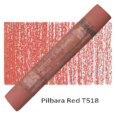 Art Spectrum Soft Pastels Pilbara Red T518
