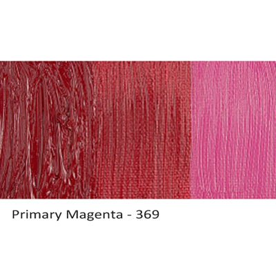 Cobra Water-mixable Oil Paint Primary Magenta 369