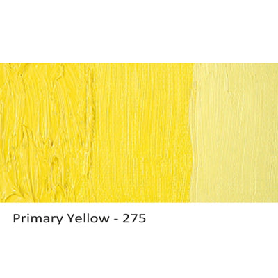 Cobra Water-mixable Oil Paint Primary Yellow 275