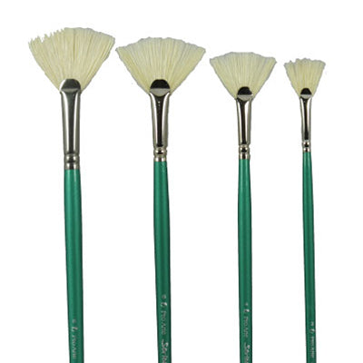 Pro Arte Series A Hog brushes - Fan