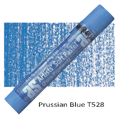 Art Spectrum Soft Pastels Prussian Blue T528