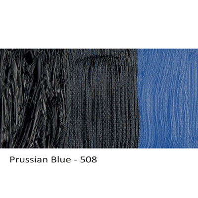 Cobra Water-mixable Oil Paint Prussian Blue 508