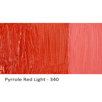 Cobra Water-mixable Oil Paint Pyrrole Red Light 340