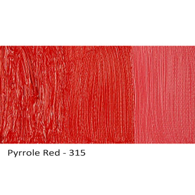 Cobra Water-mixable Oil Paint Pyrrole Red 315
