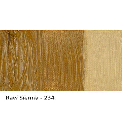 Cobra Water-mixable Oil Paint Raw Sienna 234