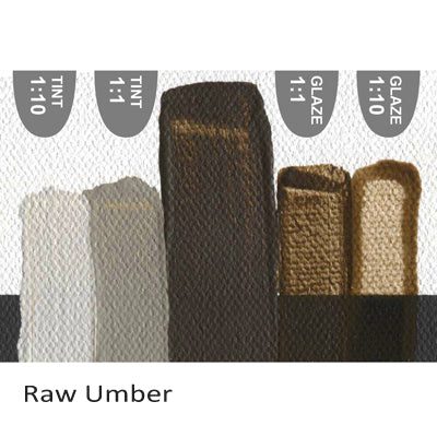Golden Heavy Body Acrylic paint Raw Umber