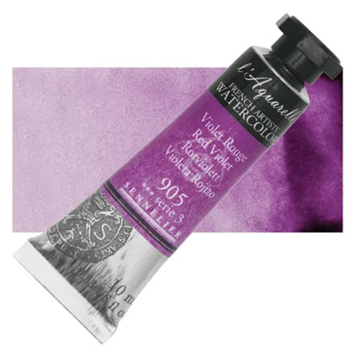 Sennelier L'Aquarelle Watercolours Red Violet 905
