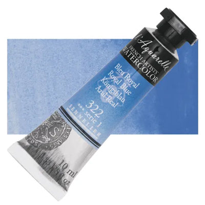Sennelier L'Aquarelle Watercolours Royal Blue 322