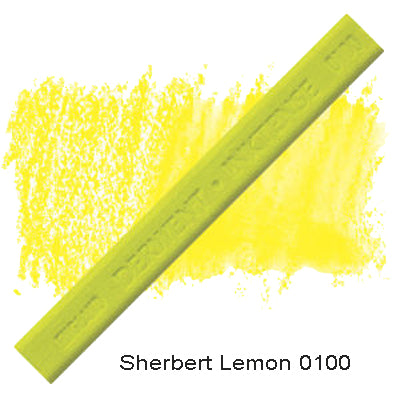 Derwent Inktense Blocks Sherbert Lemon 0100