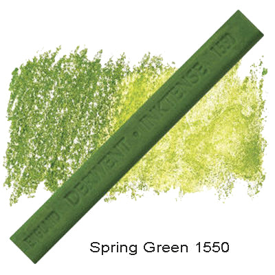 Derwent Inktense Blocks Spring Green 1550