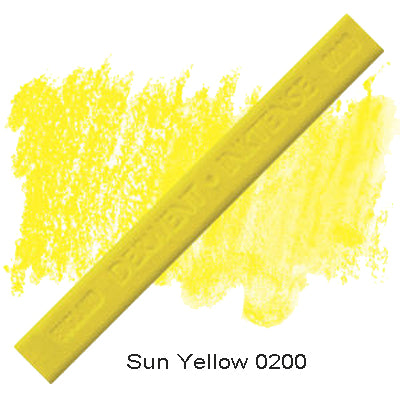 Derwent Inktense Blocks Sun Yellow 0200