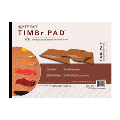 "New Wave Timbr Tear off Palette - 12"" x 16"""