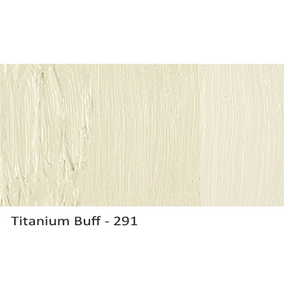 Cobra Water-mixable Oil Paint Titanium Buff 291