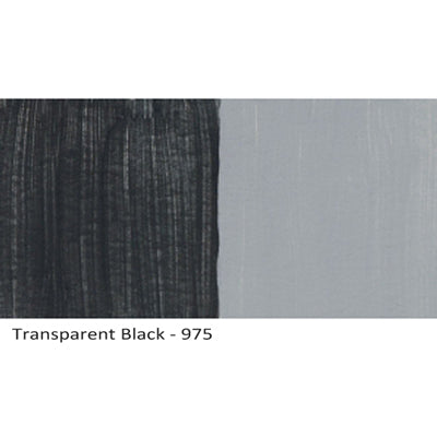 Lascaux Studio Acrylics Transparent Black 975