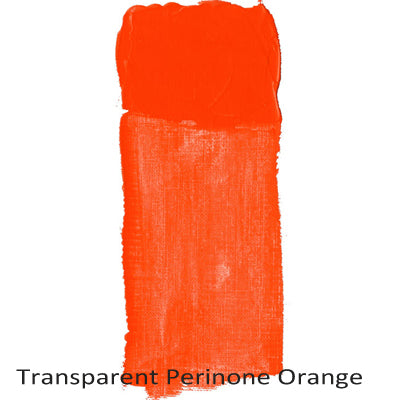 Atelier Interactive Acrylics Transparent Perinone Orange
