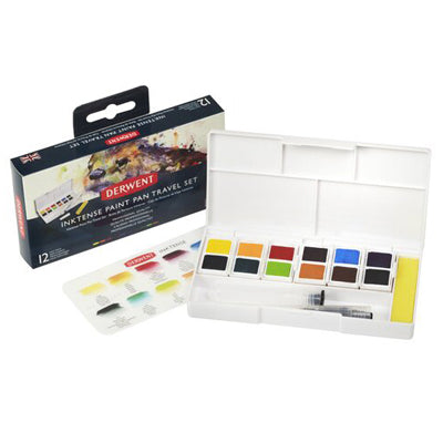 Derwent Inktense blocks - Travel set