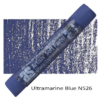 Art Spectrum Soft Pastels Ultramarine Blue N526