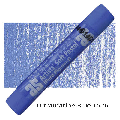 Art Spectrum Soft Pastels Ultramarine Blue T526