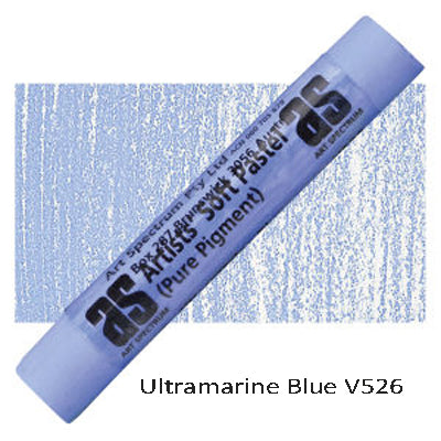 Art Spectrum Soft Pastels Ultramarine Blue V526