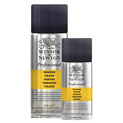 A 'Workable fixative', which will add a toothy texture to your artwork.
