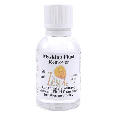 Zest It Masking Fluid Remover - 50ml