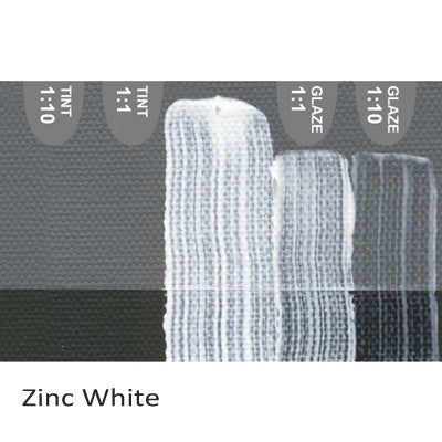 Golden Heavy Body Acrylic paint Zinc White