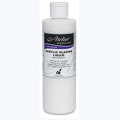 Atelier Acrylic Glazing Liquid - 250ml