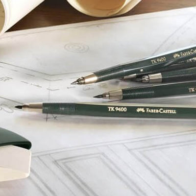 Faber Castell 2mm Clutch Pencil