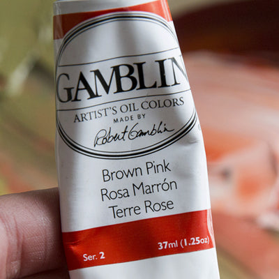 Gamblin Artist Oil paints have luscious working properties each colour possessing unique characteristics in terms of texture, undertone and tinting strength
