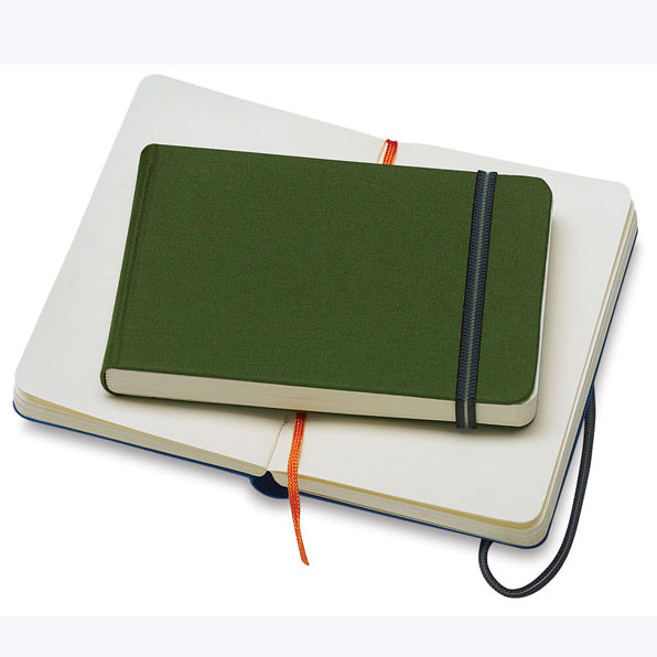 Artist Sketchbook Journal by Hand Book is a hand-bound sketch journal covered in book cloth is the perfect travel companion for artists.