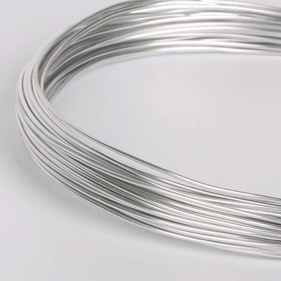 Soft malleable wire, 2mm diameter, 20metres length.