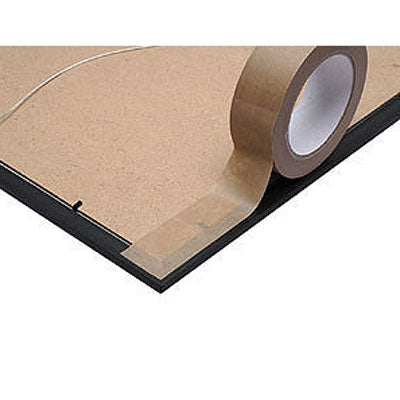 Brown Tape - self adhesive